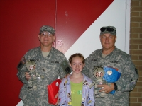 Katie knows Mike & Jeff have a HUGG when deployed from her always