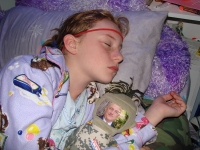 Sweet dreams for Katie! TGFHMY!